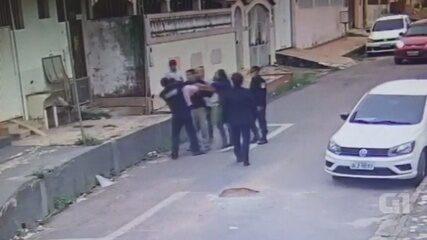 Vídeo mostra toda a ação em Rio Branco