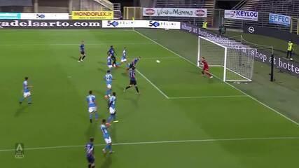 Os gols de Atalanta 2 x 0 Napoli pelo Campeonato Italiano