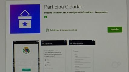 Prefeitura de Araçatuba lança aplicativo chamado Participa Cidadão