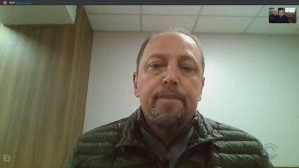Inter cogita ida a Santa Catarina para retomar treinos coletivos