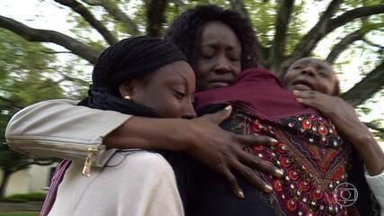 Encontrar Alguém: Isabelle encontra família após três anos