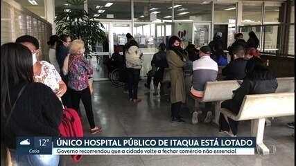 Prefeitura de Itaquaquecetuba disse que não vai seguir recomendação do governo