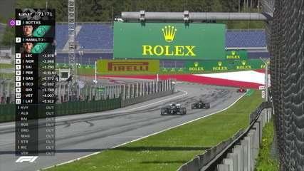 Bottas vence GP da Áustria