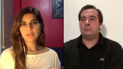 'As fake news passaram a ser um instrumento de viralização do ódio', diz Maia