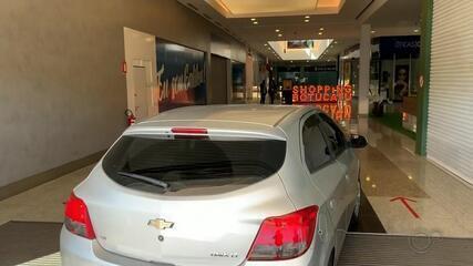Shopping de Botucatu suspende drive-thru nos corredores das lojas