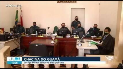 Justiça Militar condena dois policiais no caso da Chacina do Guamá