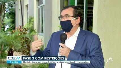 Fortaleza segue em desaceleração de casos