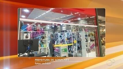 Fiscalização fecha 25 comércios em Sorocaba por não cumprirem decreto