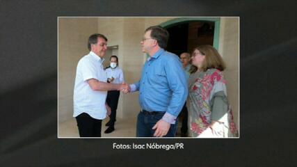 Embaixador dos EUA não tem sintomas mas fará 'testes' após encontro com Bolsonaro, diz embaixada