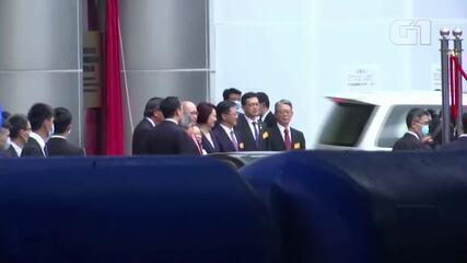 China abre em Hong Kong nova agência de segurança nacional com segurança pesada