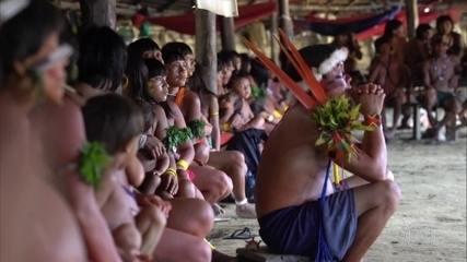 Ministro do STF determinou que governo adote medidas para proteger os índios da pandemia