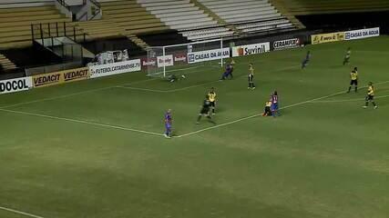 Melhores momentos de Criciúma 0 x 0 Marcílio Dias