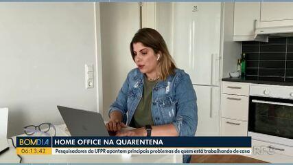 Pesquisa aponta desafios de quem está fazendo home office