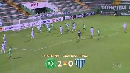 Campeonato Catarinense é o segundo estadual a ser retomado