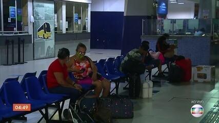 Transporte intermunicipal de passageiros retoma atividades no Ceará