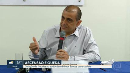 Edmar Santos seguiu no cargo mesmo após prisão preventiva de pessoas que trabalhavam com ele