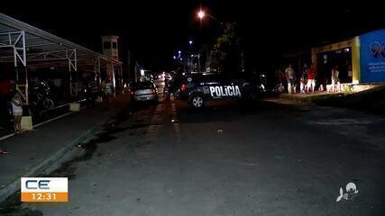 Número de assassinatos dobra no Ceará