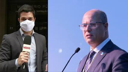 STJ suspende depoimento do governador do Rio, Wilson Witzel