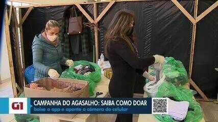 Campanha do Agasalho 2020 de Porto Alegre arrecada 360 mil peças de roupas em 70 dias