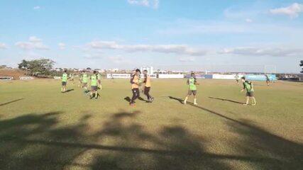 Uberlândia Esporte retoma atividades visando retomada do Mineiro