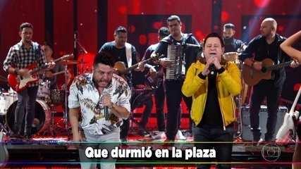 Bruno e Marrone cantam 'Dormi na Praça'