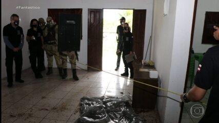 Polícia da Bahia reconstitui morte do miliciano Adriano da Nóbrega (vídeo de julho de 2020)