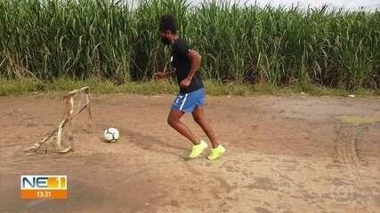 Futebol feminino parado: pernambucana da Seleção não sabe quando volta a jogar