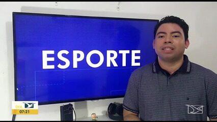 Veja as notícias do esporte no Maranhão