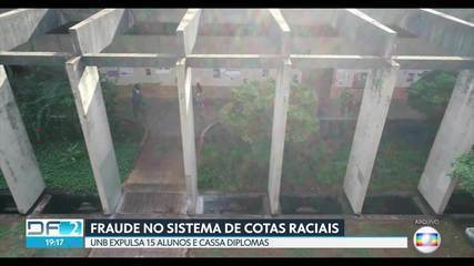 UnB expulsa alunos por fraude no sistema de cotas raciais