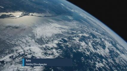 Foto da Nasa mostra o Rio Grande do Sul do espaço