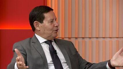 'Temos um Congresso reformista', diz vice-presidente