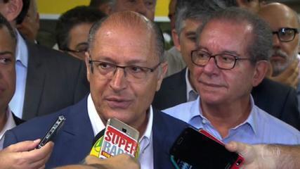 Geraldo Alckmin é indiciado pela PF