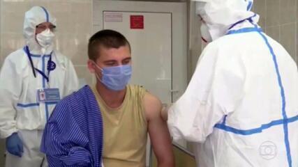Três países acusam a Rússia de tentar roubar dados sobre vacinas contra a Covid