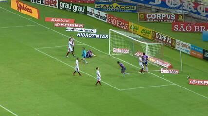 Fortaleza 1 x 0 Guarany-S: confira os melhores momentos da partida