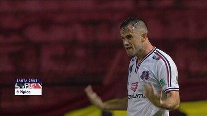 Melhores momentos: Sport 1 x 2 Santa Cruz pelo Campeonato Pernambucano 2020