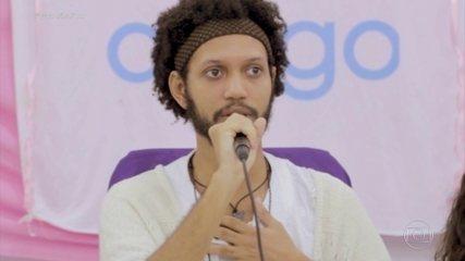 'Batizado era no chuveiro da casa dele', conta vítima de guru em comunidade de Fortaleza