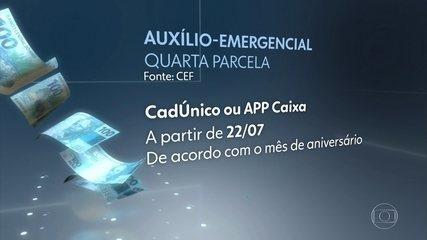 Auxílio Emergencial: Caixa suspendeu 'centenas de milhares' de contas digitais por suspeita de fraude