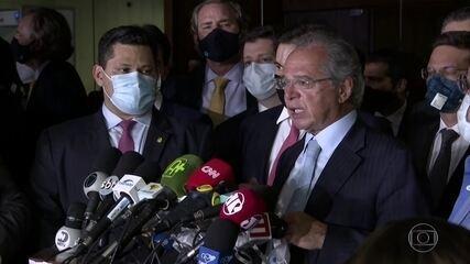 Paulo Guedes entrega ao Congresso primeira parte da proposta de reforma tributária