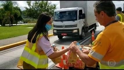 Solidariedade S/A: 100 mil refeições para trabalhadores do setor essencial