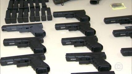 Ministério da Justiça dispensa a identificação sigilosa de armas da Força Nacional