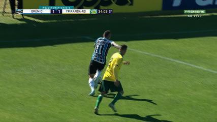 Confira os melhores momentos entre Grêmio 1x1 Ypiranga