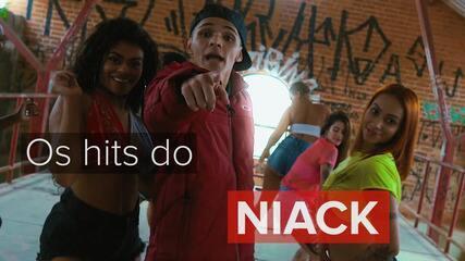 Os hits do Niack.