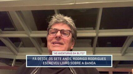 Evandro Mesquita detalha histórias vividas com Rodrigo Rodrigues