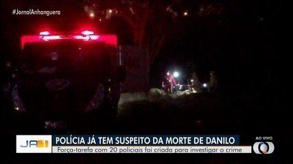 Polícia busca por suspeito de matar Danilo Souza que teve corpo encontrado em matagal