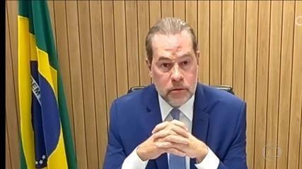 Toffoli defende prazo para que juízes e procuradores se candidatem após deixarem cargos