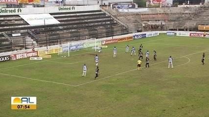 ASA vence o CSA na retomada do Alagoano