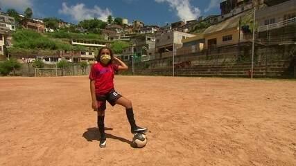 Após desabafo, Larissa ganha apoio de atletas do Timão, Santa e Cristiane, da Seleção