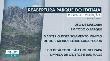 Parque Nacional do Itatiaia será reaberto seguindo medidas de segurança