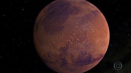 NASA lança robô com destino a Marte para investigar se já houve vida no planeta