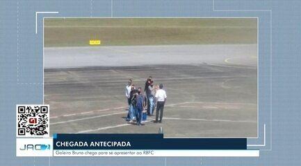 Goleiro Bruno chega ao Acre e se apresenta no Rio Branco